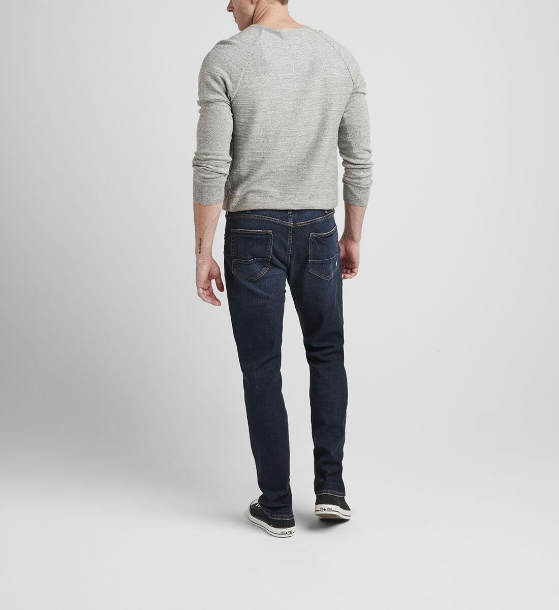 Machray Classic Fit Straight Leg Jeans Back
