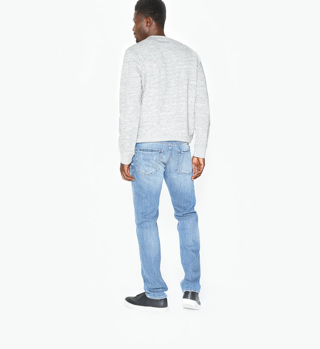 Allan Slim Leg Medium Wash, Indigo, hi-res