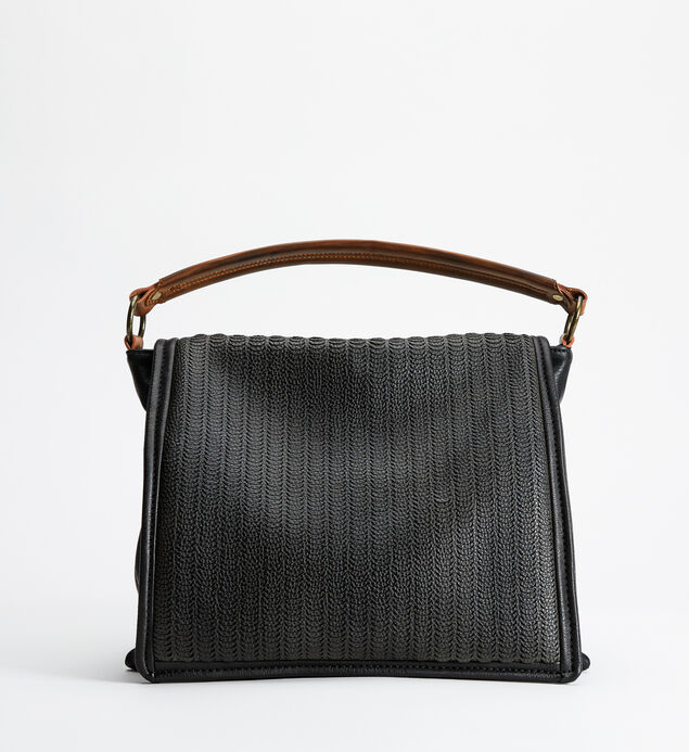 Perforated Two-Tone Hobo