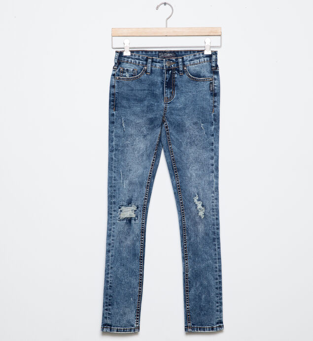 Girls Jegging Fit Denim