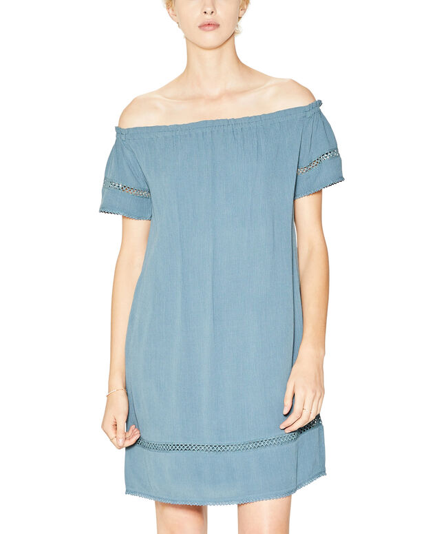 Sutton Off-the-Shoulder Dress