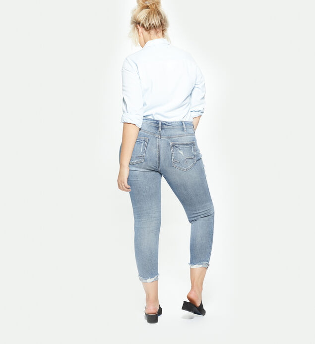 Suki Skinny Crop Medium Wash, , hi-res