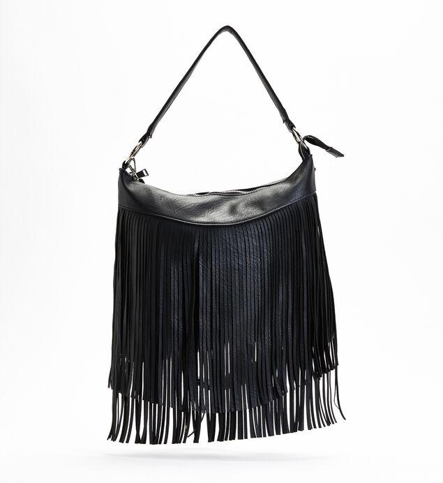 Bohemian Fringe Shoulder Bag