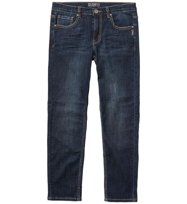 Nathan Skinny Jeans in Dark Wash (7-16)