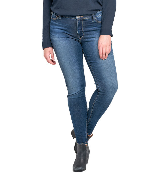 Bleecker Jegging Dark Wash