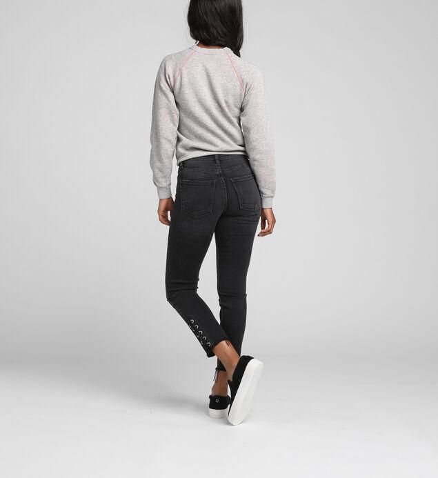 5f25125ba8d3d Mazy High Rise Slim Leg Jeans, ...