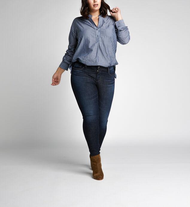 Elyse Plus Size Skinny Jean
