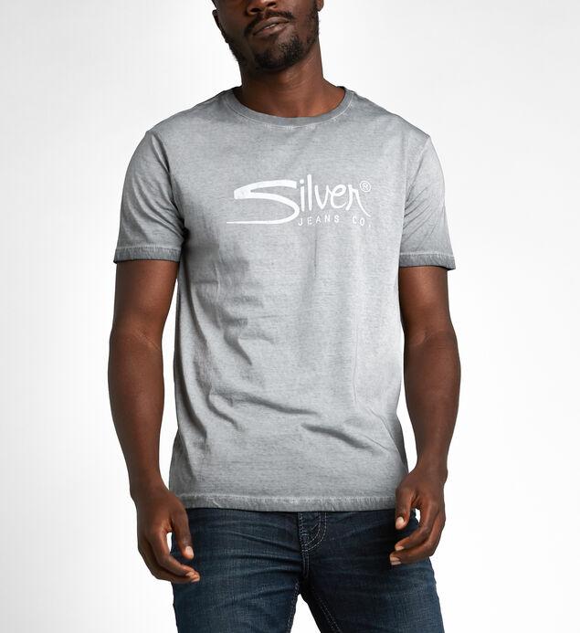 Lee Short-Sleeve Logo Tee