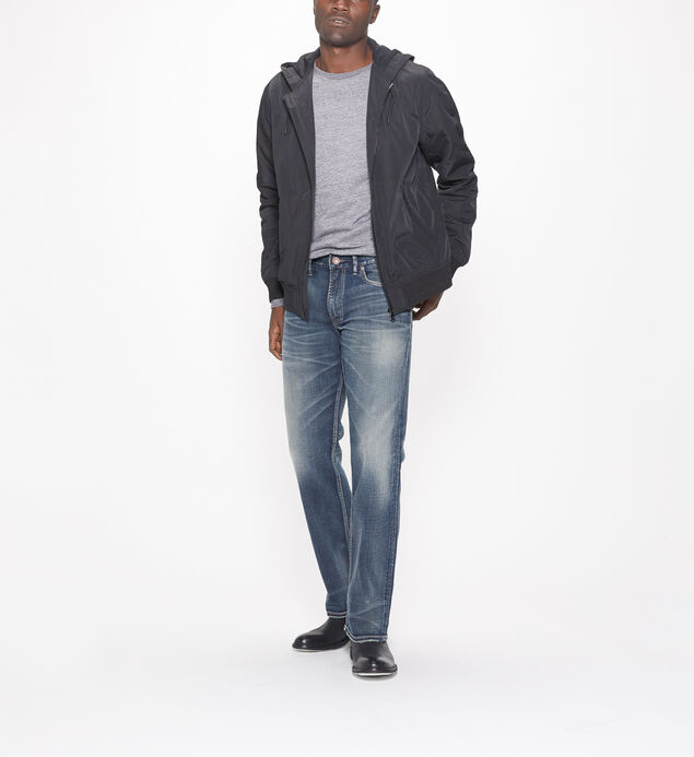 Zac Straight Leg Dark Wash