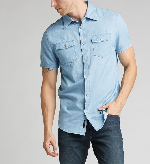 Calden Short-Sleeve Classic Shirt