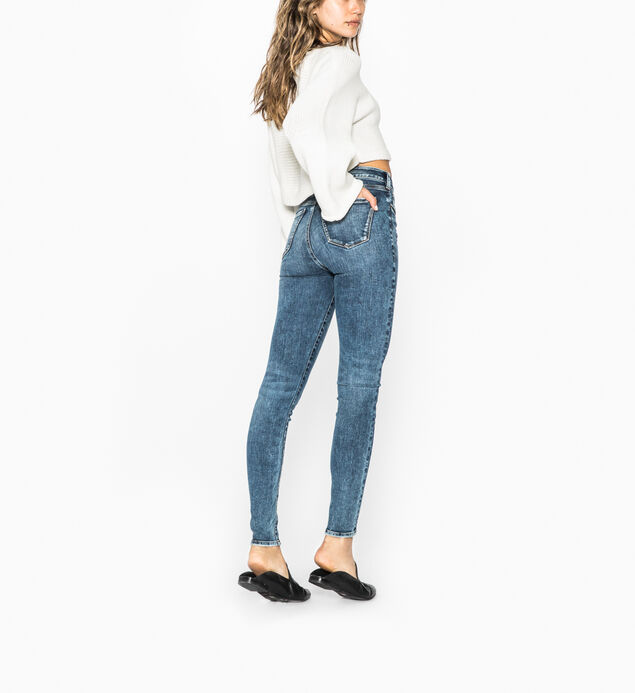 Mazy Super Skinny Dark Wash, , hi-res