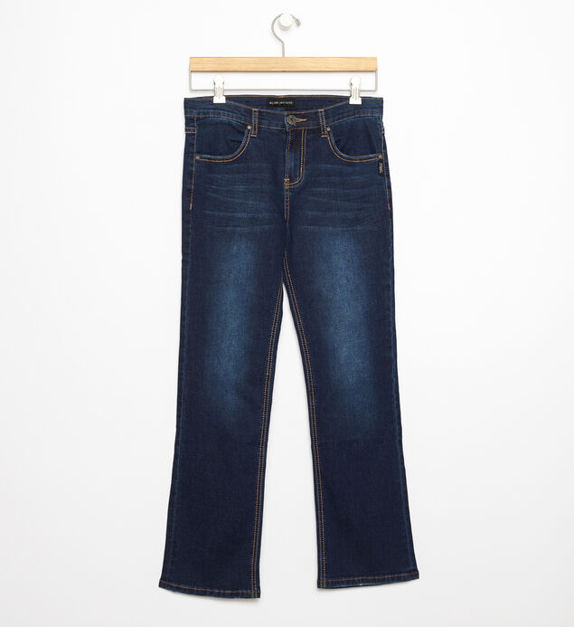 Boys Bootcut Fit Denim