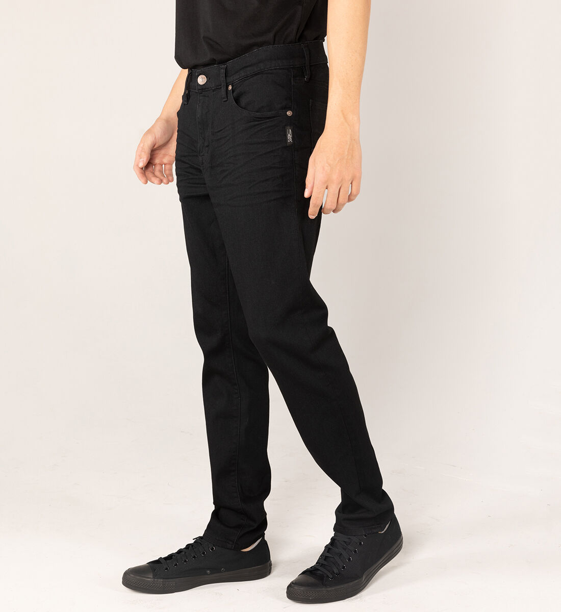 Kenaston  Slim Fit Slim Leg Jeans Side