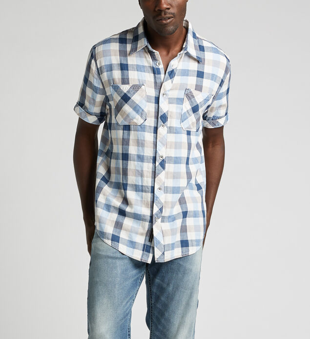 Corbin Plaid Shirt