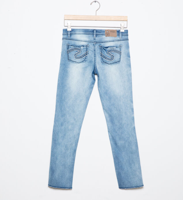 Cara Boyfriend Jeans in Light Wash (4-7), , hi-res