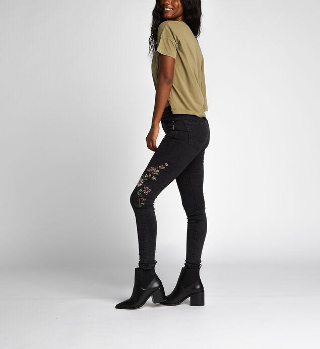 Mazy High Rise Skinny Leg Jeans