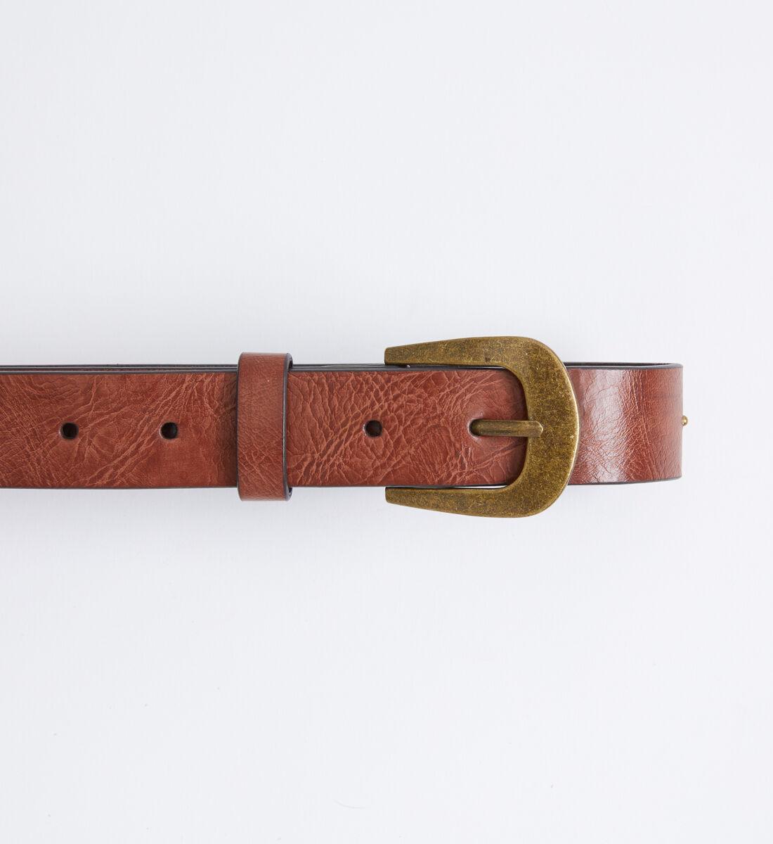 Turquoise Embellished Womens Belt Alt Image 1