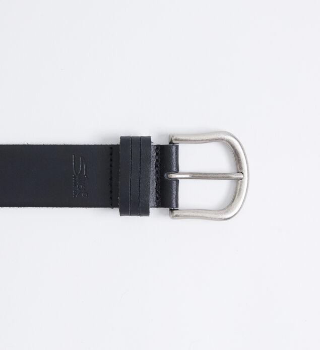 Classic Leather Womens Belt