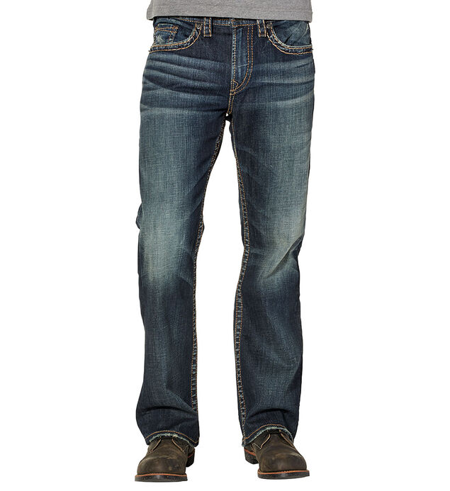 Craig Bootcut Dark Wash