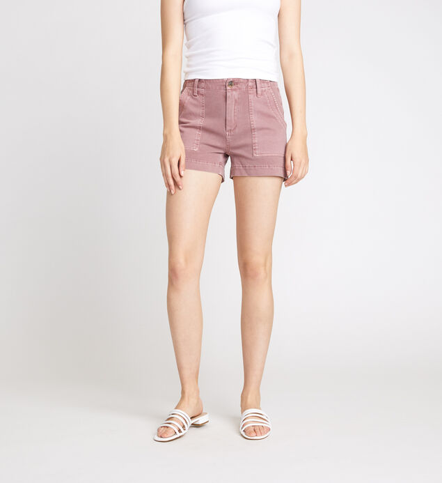 Utility Mid Rise Short