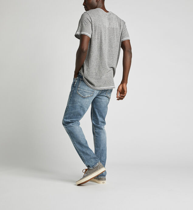 Machray Classic Straight Jeans, , hi-res
