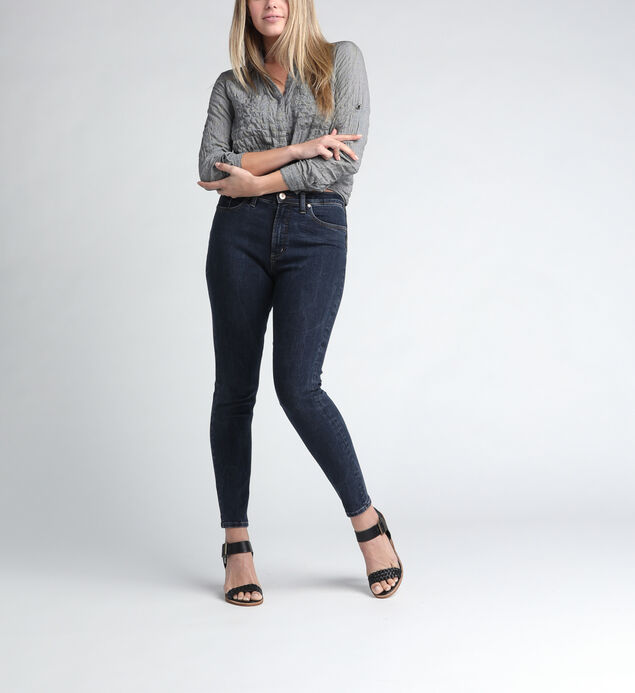 Calley Super High Rise Skinny Leg Jeans