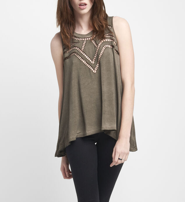 Perry Cutout Tank