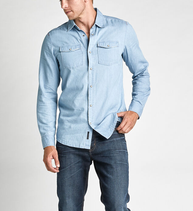 Calden Long-Sleeve Classic Shirt