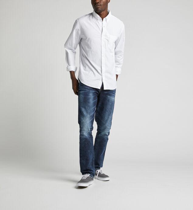 Machray Classic Straight Jeans