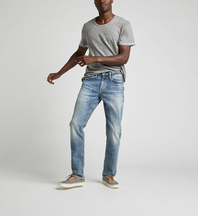 Machray Classic Straight Jeans
