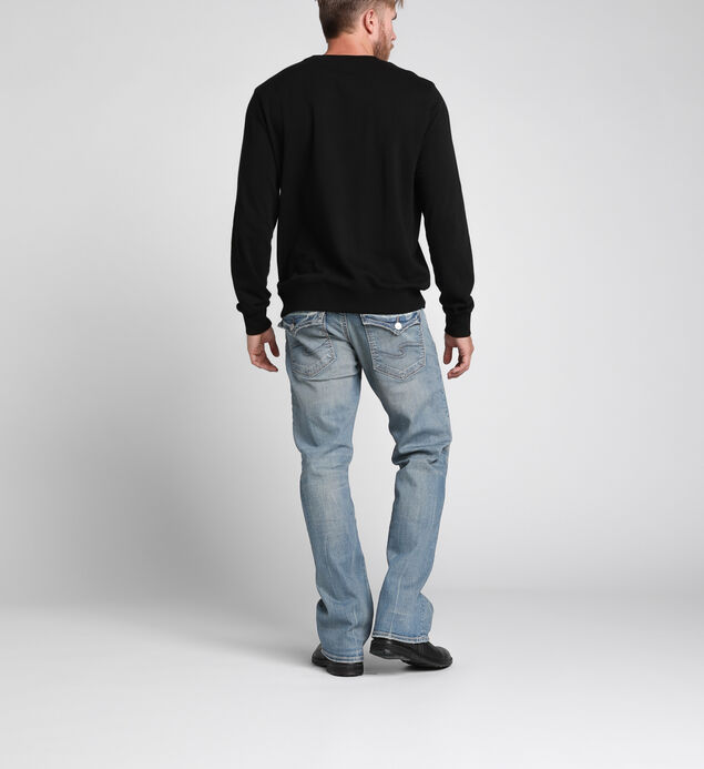 Zac Relaxed Fit Straight Leg Jeans, , hi-res