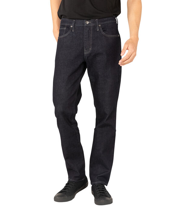 Machray Classic Fit Straight Leg Jeans - Eco-Friendly Wash