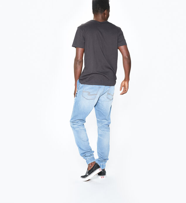 Fowler Slim Medium Wash, , hi-res
