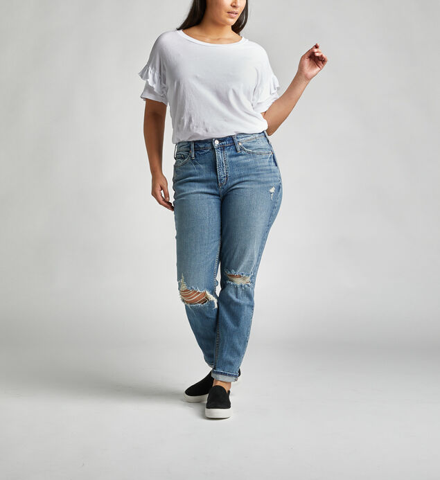 Frisco High-Rise Vintage Tapered Jeans