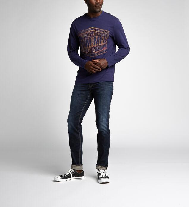 Edwin Long-Sleeve Shirt, , hi-res