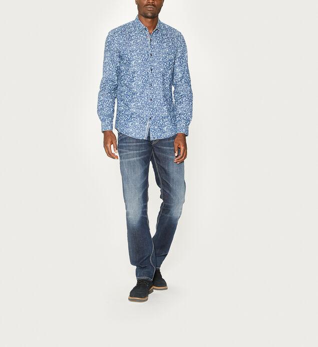 Murphy Long-Sleeve Button-Down Shirt