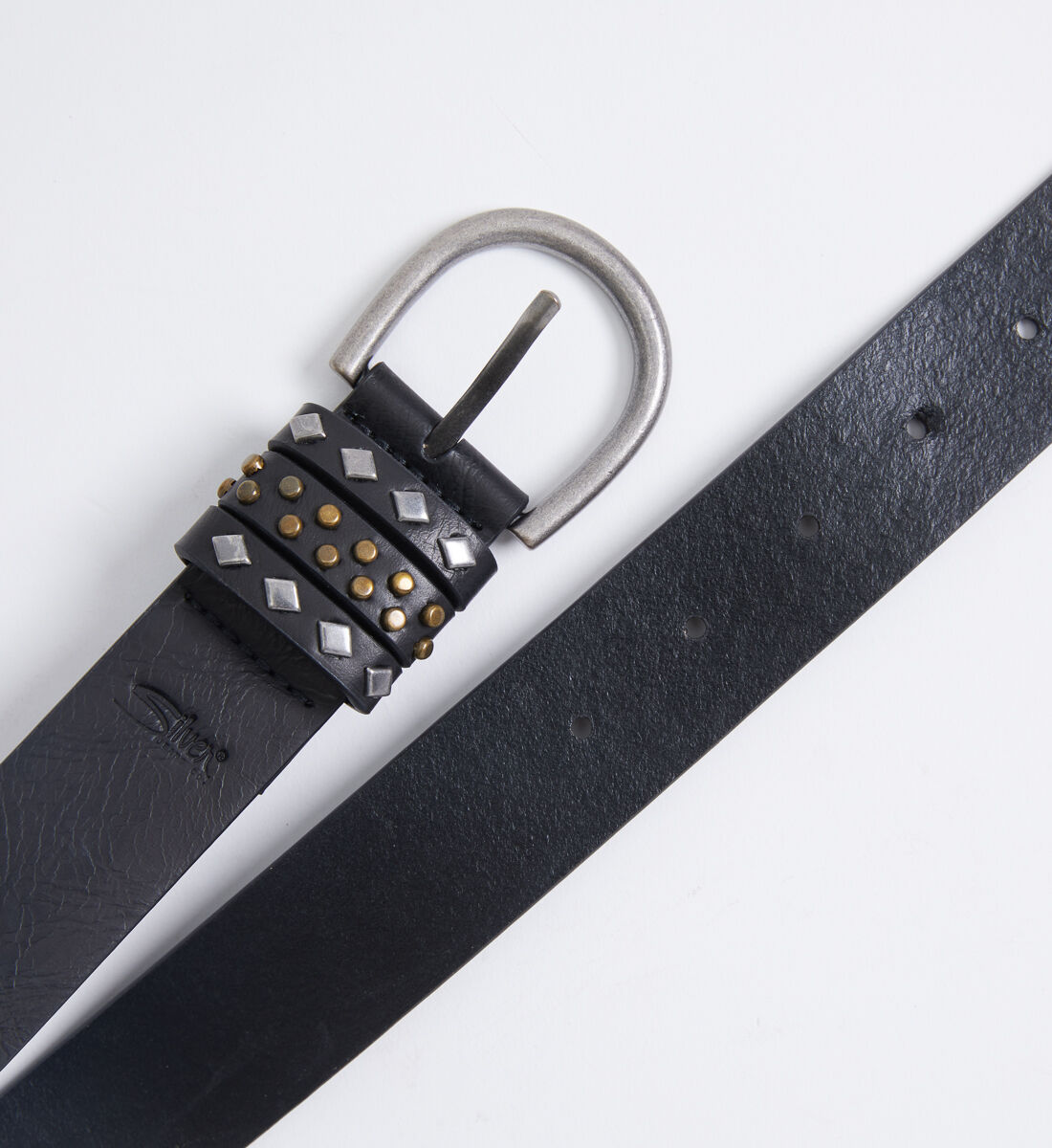 Studded Womens Belt Alt Image 1