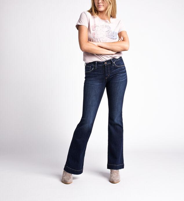 Avery High Rise Trouser Pants