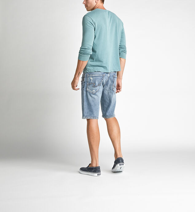 Zac Relaxed Fit Shorts, , hi-res