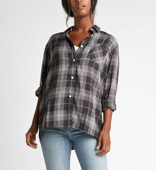 Sammy Plaid Button-Down Shirt