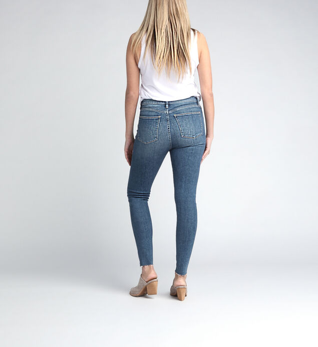 High Note High Rise Skinny Leg Jeans, , hi-res