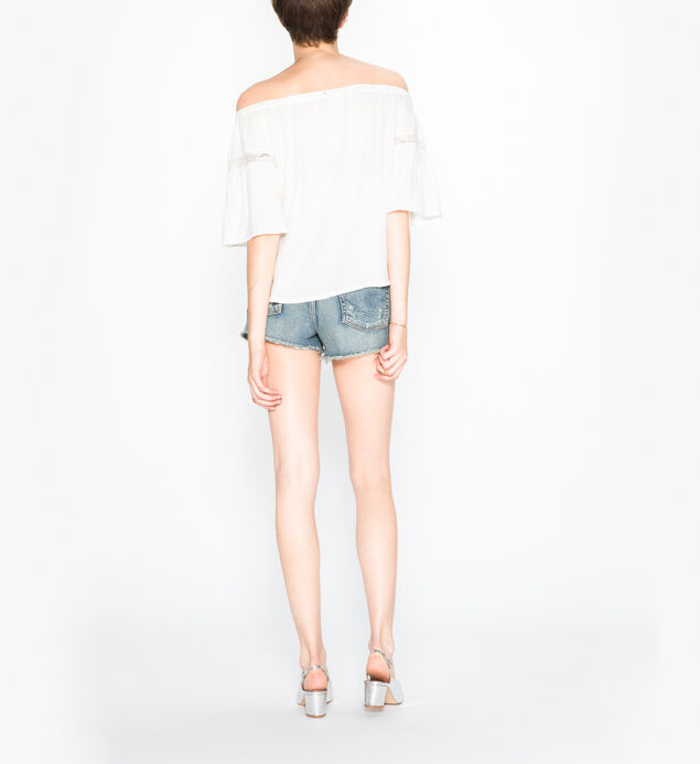 Scheana - Off-shoulder Peasant Top, , hi-res