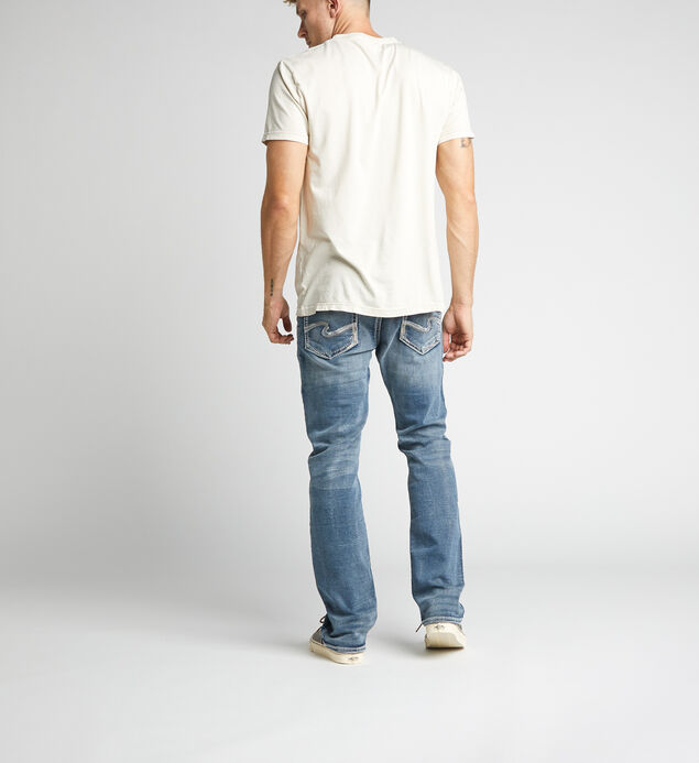 Grayson Easy Fit Straight Leg Jeans - Big & Tall, , hi-res
