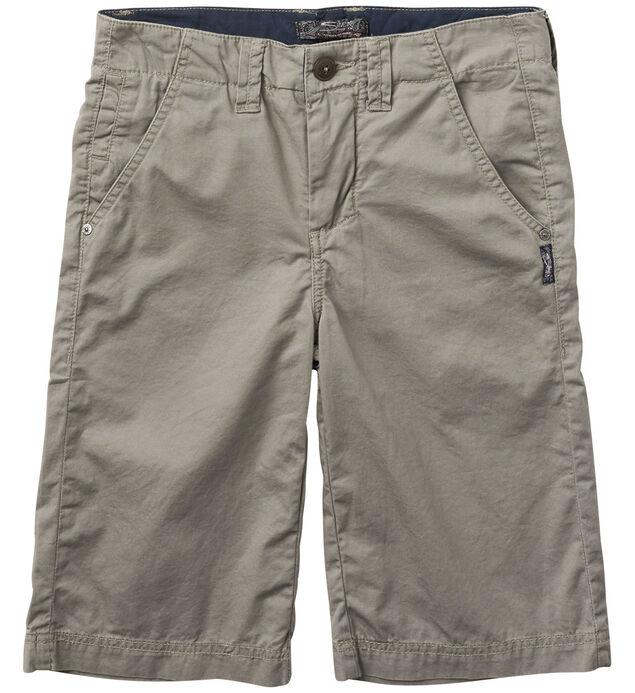 Twill Shorts (4-7)