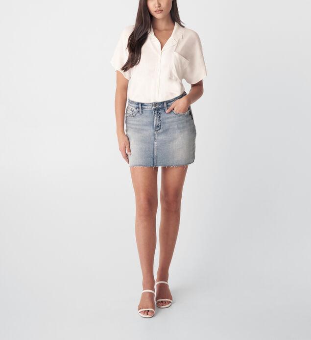 Francy Mid Rise Skirt