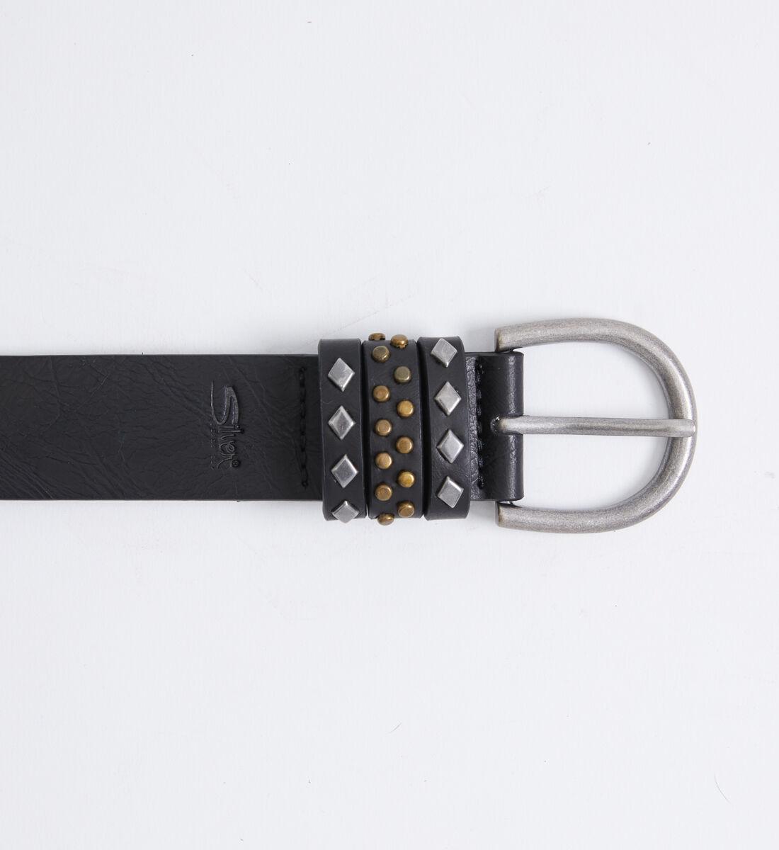 Studded Womens Belt Front