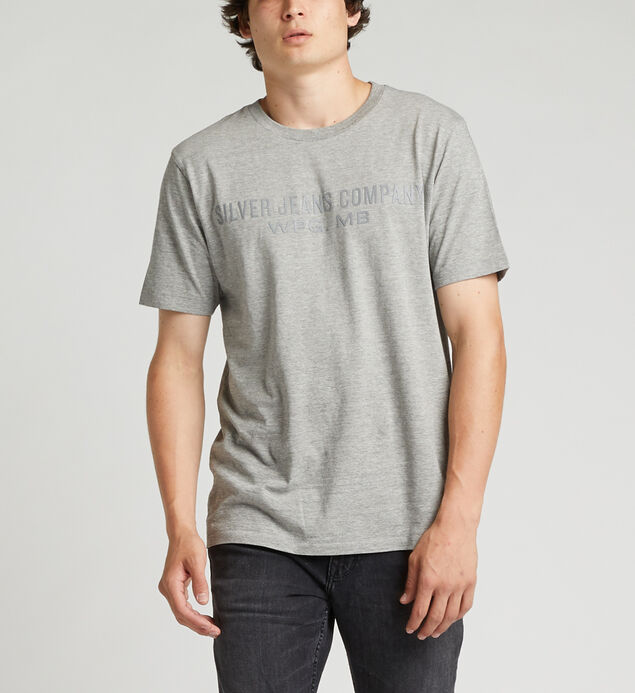 Chisholm Short-Sleeve Logo Tee