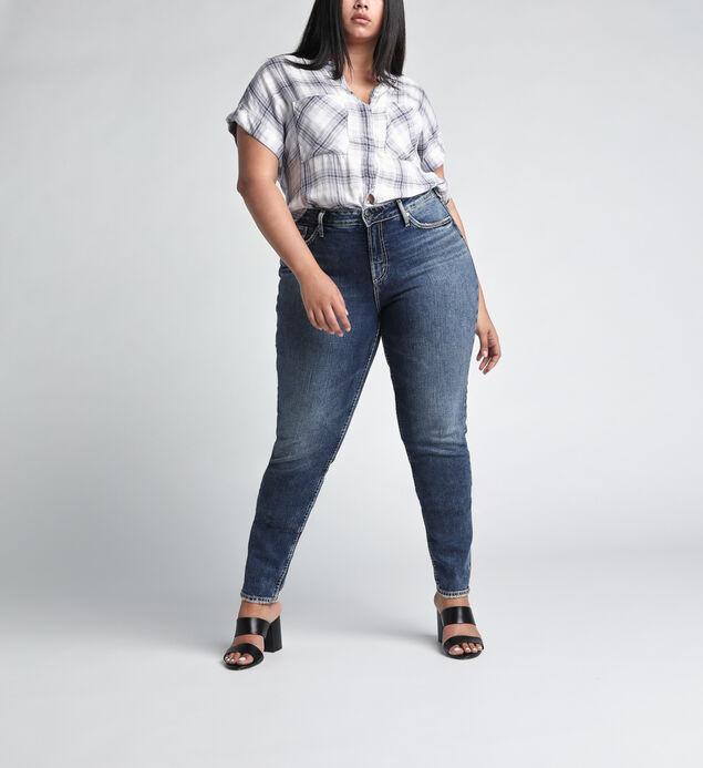 Avery High Rise Skinny Leg JeansPlus Size