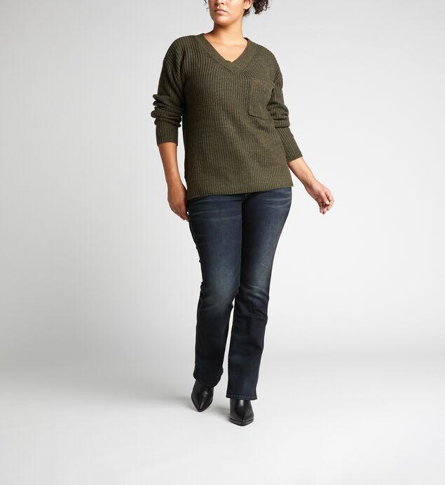 14eb0ec6 ... Suki Mid Rise Slim Bootcut Jeans Plus Size