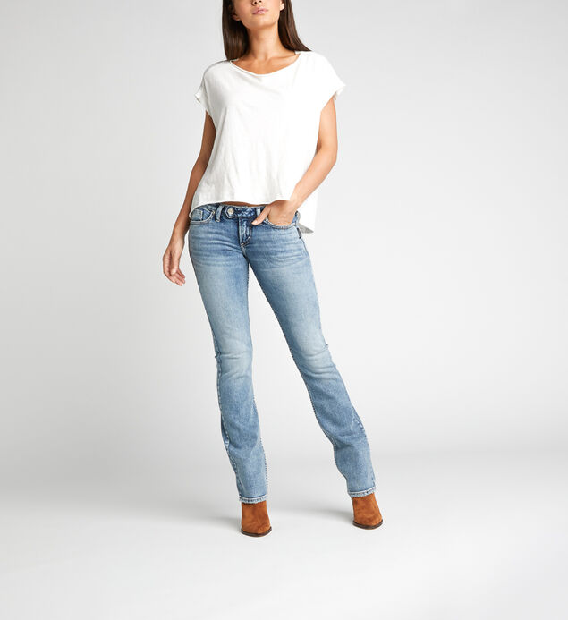 a7ec93a303f Tuesday Low Rise Slim Bootcut Jeans